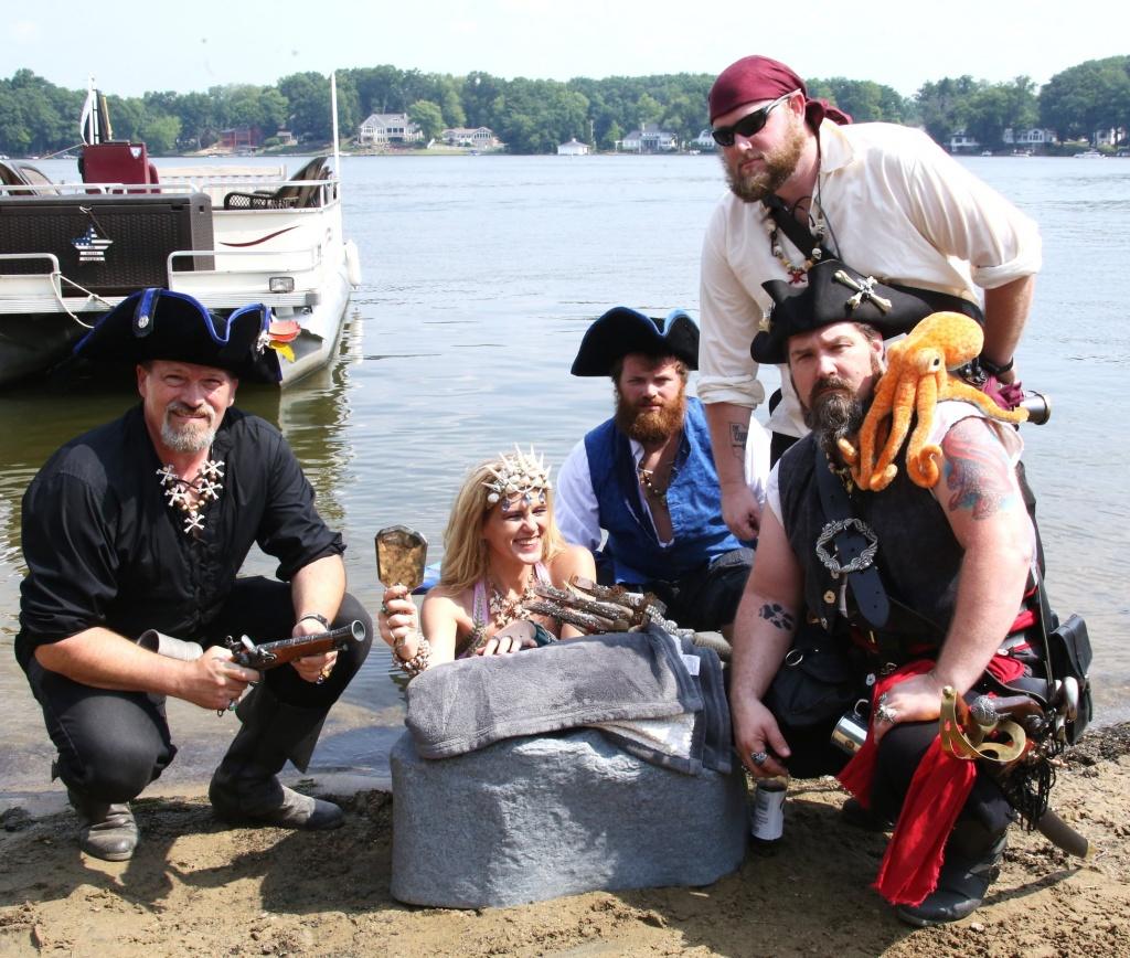 mermaid life with pirates