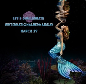 International Mermaid Day